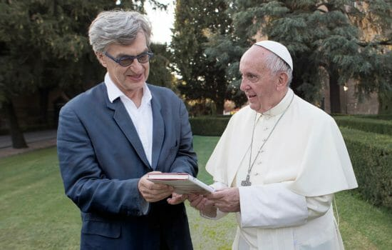 Wim Wenders on the First Film a Pope Has Ever Been Involved With (Audio and Transcript)