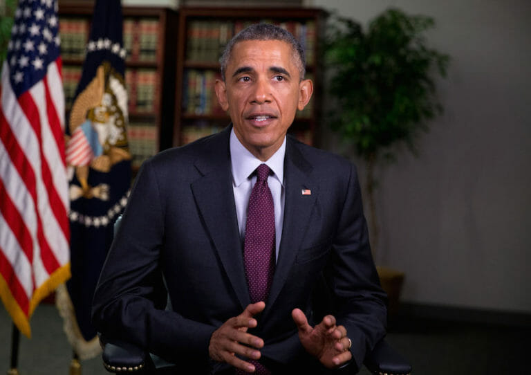 Obama Blasts Trump's Decision to Withdraw From Iran Nuclear Deal