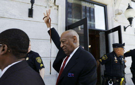 Bill Cosby's Confused Notions of 'Responsibility'