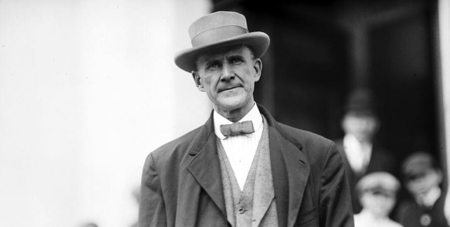 An Ode to Eugene V. Debs and the End of Capitalism
