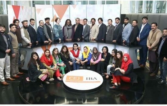 Training Pakistani Reporters in an Uncertain Age