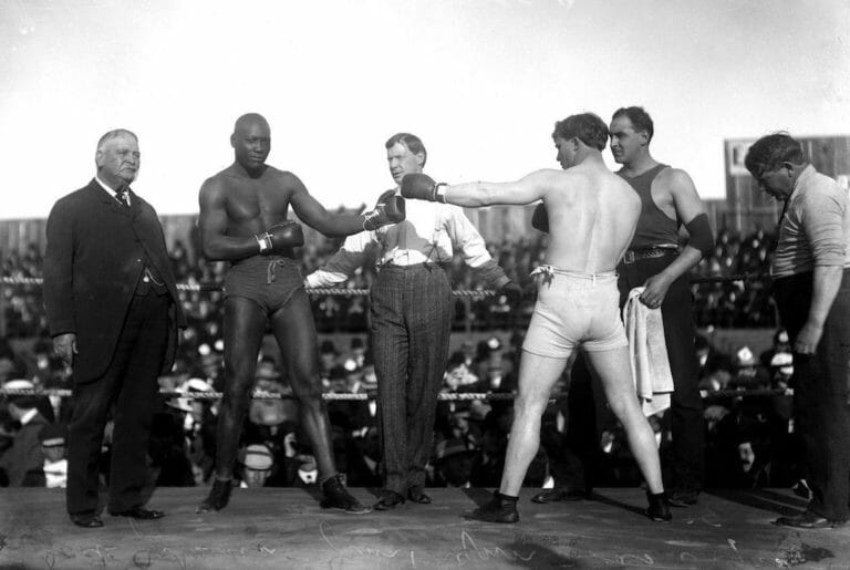 Trump's Curious Pardon of Former Heavyweight Champ Jack Johnson