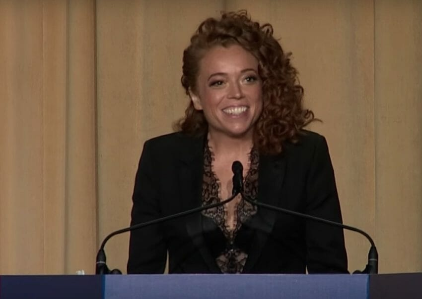 Seth Meyers Tells Michelle Wolf She Beat Him