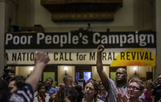 Poor People's Campaign Kicks Off in Washington, D.C.