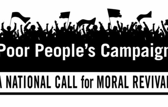 Poor People's Campaign Aims to Bring MLK's Dream to Fruition