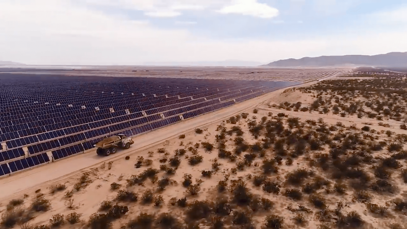 The Hemisphere's Biggest Solar Plant Is in Mexico, Not the U.S.