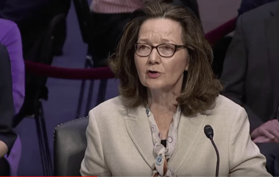 CIA Torture Survivor Demands Answers From Gina Haspel