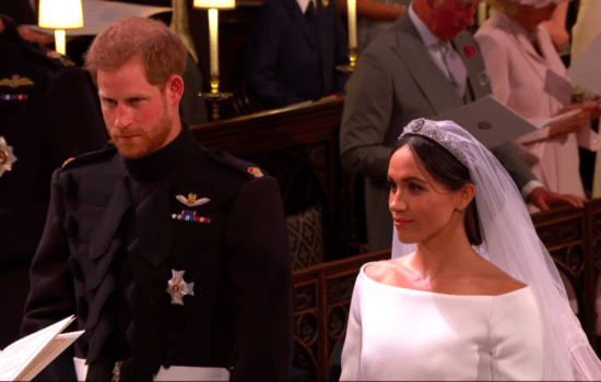 The Royal Wedding and the End of Whiteness