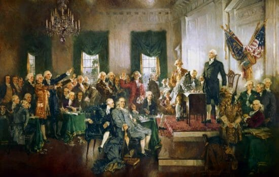 American History for Truthdiggers: Counterrevolution of 1787? New Constitution, New Nation