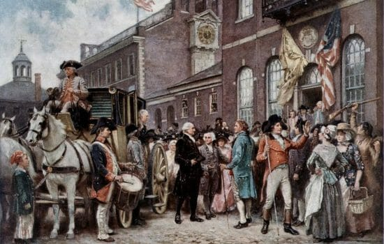 American History for Truthdiggers: Washington's Turbulent Administration (1789-1796)