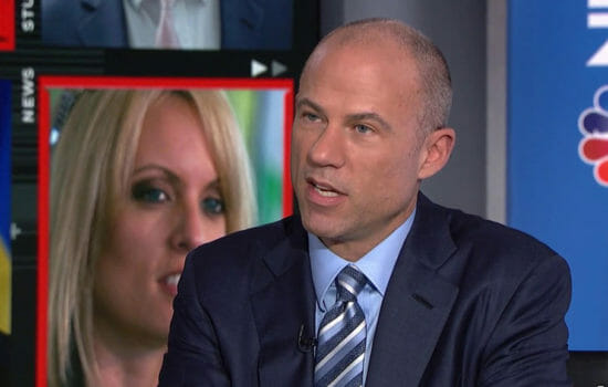 Avenatti Says 'Trump Tapes' Exist