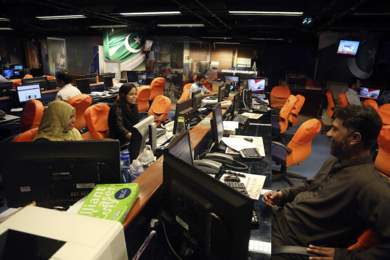 Truth and Ethics Are Under Siege in Pakistan's Media