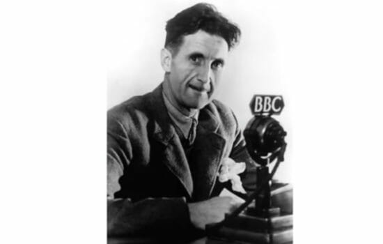 Richard D. Wolff on the 'Bad Side of George Orwell' (Video)