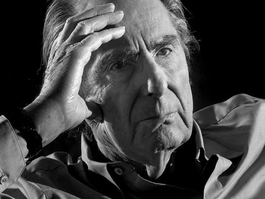 Philip Roth's five most important books