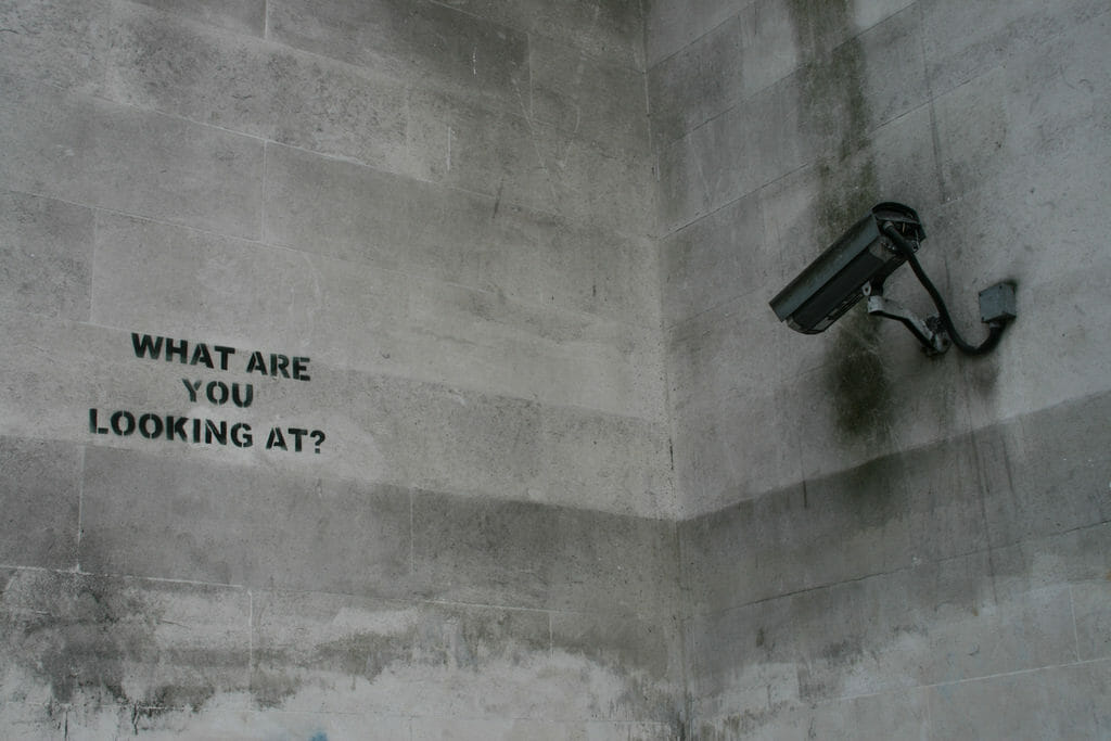'We Live in a Golden Age of Surveillance' (Audio and Transcript)