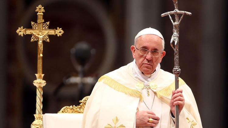 Pope Francis to Big Oil: Go Green Before It's Too Late