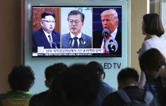Trump's North Korea Summit Reveals Democratic Party Fault Lines