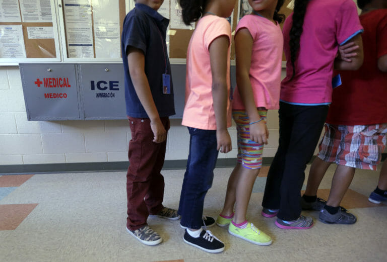 Trump Administration Weighs Detention Camps for Migrant Children: Report