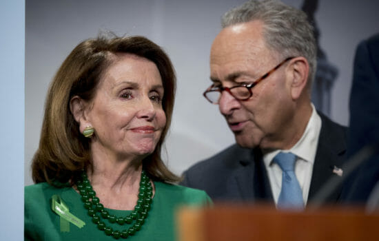 Top Democrats Under Fire for Urging 'Civility' in Face of Trump Agenda