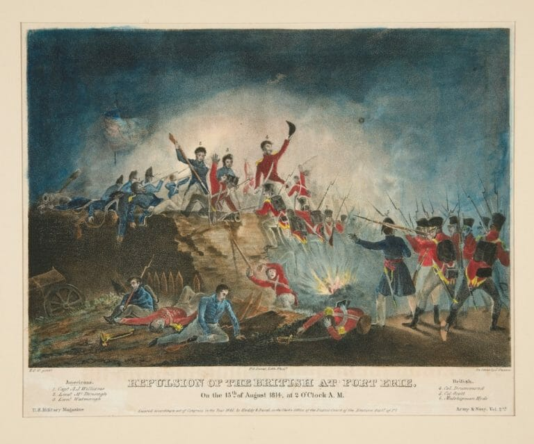 American History for Truthdiggers: The Forgotten and Peculiar War of 1812