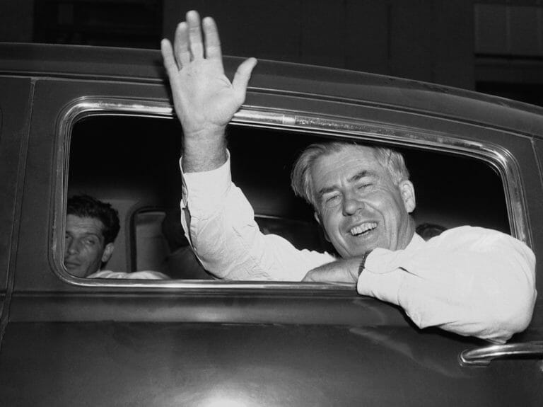 When It Comes to Visionary Peacemakers, Trump Is No Henry Wallace