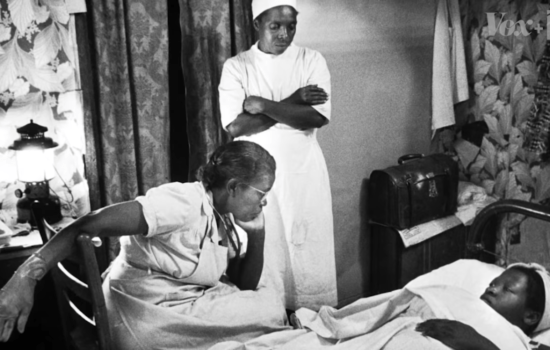 Midwives are Caught in a Culture War Deeply Rooted in Race and Class (Video)