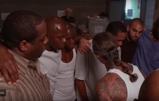Eon McLeary and Manuel Ruiz on 'The Work' Documentary and Mental Health in Prison (Audio and Transcript)