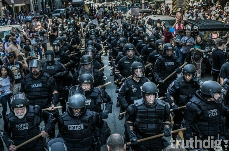While Our Police Kill Thousands, Congress Works to Protect the Police