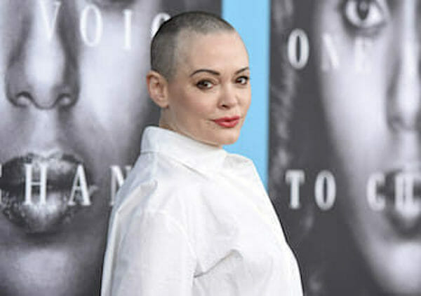Rose McGowan Says Depression Caused Anthony Bourdain's Death, Defends Asia Argento