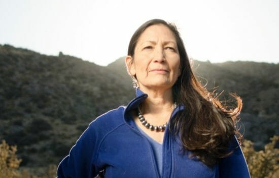 Primary Puts Native American Woman on Track for Congress