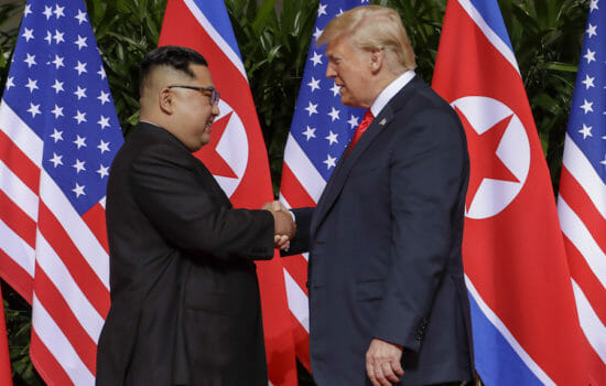 North Korea Summit: Trump Says Denuclearization Must Be Verifiable