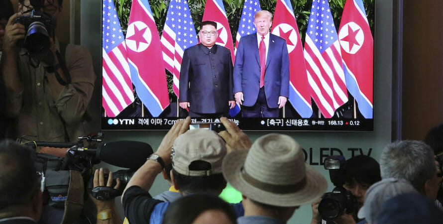 Trump Helps the Cause of Peace in the Koreas, but What About Elsewhere?