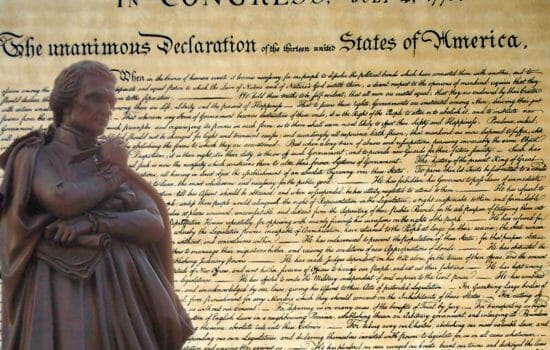 Three Grievances America's Founders Would Have Had Against Trump