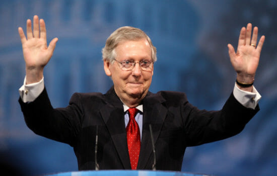 How Mitch McConnell Made Donald Trump