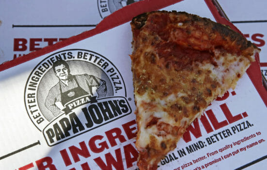 Papa John's to Pull Founder's Image From Its Marketing