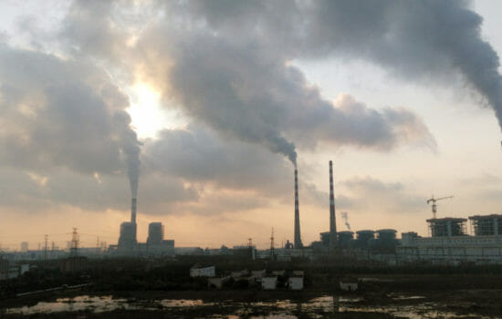 China's Falling Emissions Raise Hopes for Climate