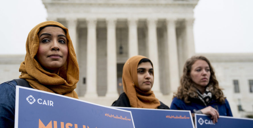 Shame on the Supreme Court for Upholding Trump's Muslim Ban