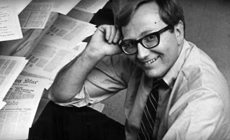 Seymour Hersh on the State of American Journalism (Video)