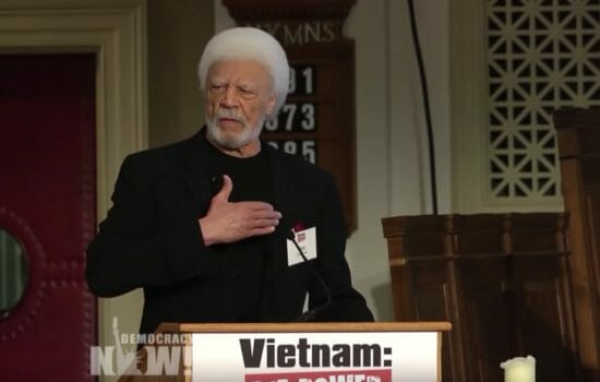 Remembering Ron Dellums: Congressman and Anti-War Activist Led With His Principles