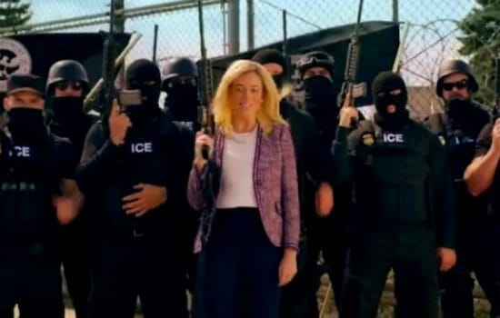 Comedian Michelle Wolf Pokes Fun at ICE in New Video