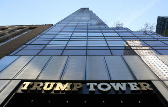 Trump Denies Knowing in Advance About Trump Tower Meeting