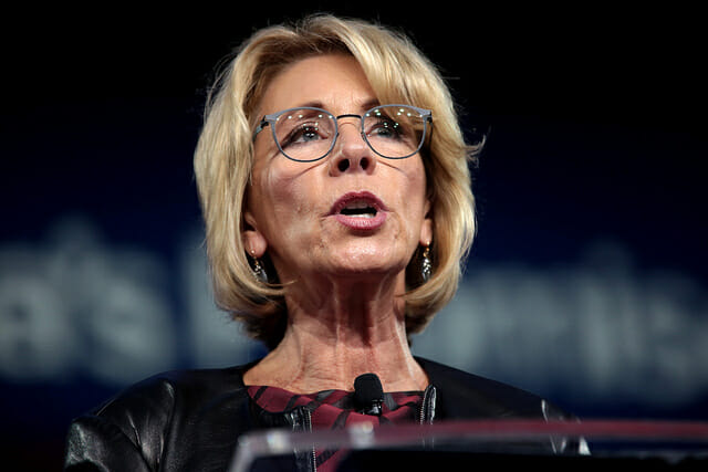 Betsy DeVos and the Privatizers She Backs Have Met Their Match