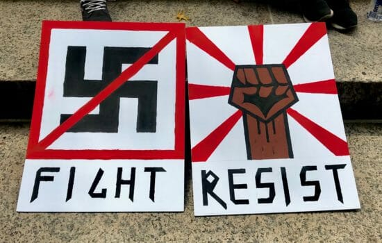 Dispatches From D.C.: On the Scene at the 'Unite the Right 2' Rally