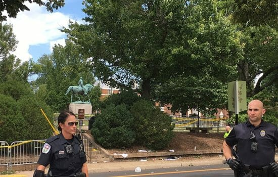 Security Heightened for Charlottesville Anniversary Weekend