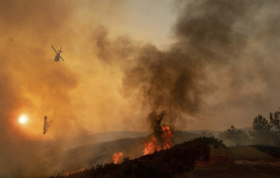 The Largest Wildfire in California History Is Still Growing