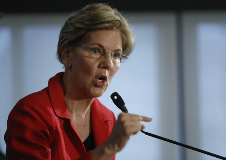 Elizabeth Warren Unveils Plan to Fund Universal Child Care