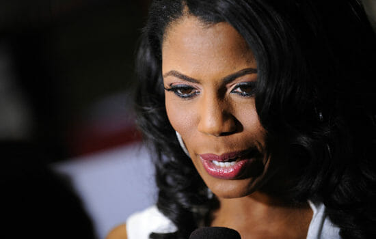 White House 'Rattled' by Report Omarosa Has Stockpile of Tapes