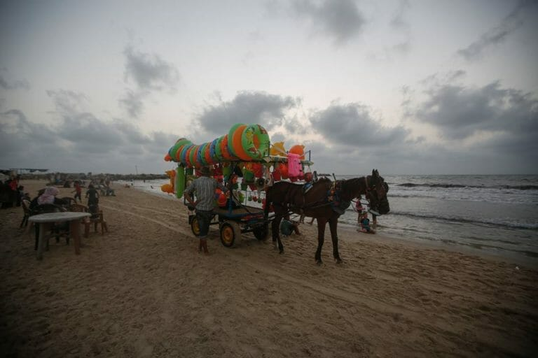 Dispatches From Gaza: A Wave of Sadness