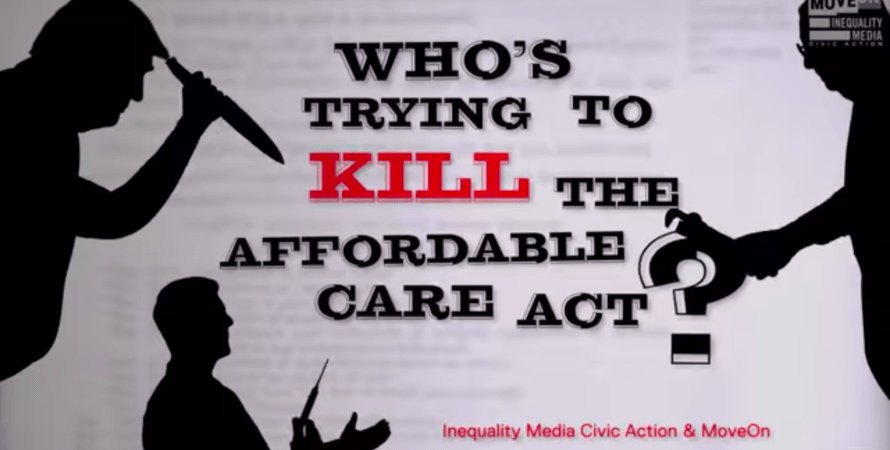 Hold Them Accountable for Undermining the Affordable Care Act (Video)
