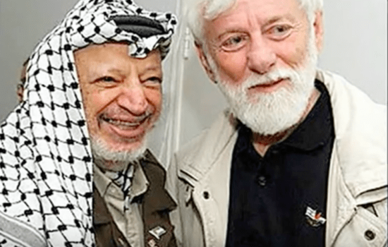 Uri Avnery, Israeli Journalist and Palestinian Rights Champion, Dies at 94